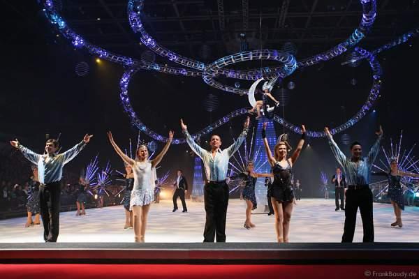 Holiday on Ice - Elements bei der Stadtpremiere SAP Arena in Mannheim 2008