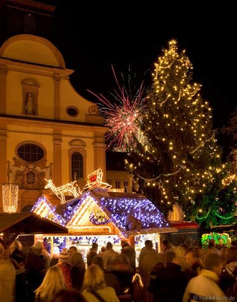Frankenthaler Weihnachtszauber