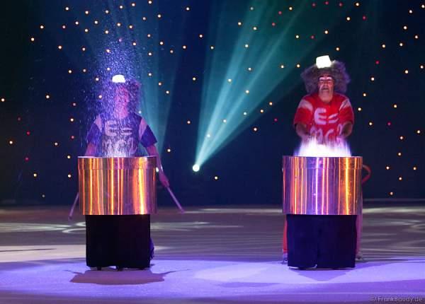 Cameron Medhurst & Forrest Ryan McKinnon bei Holiday on Ice - Energia