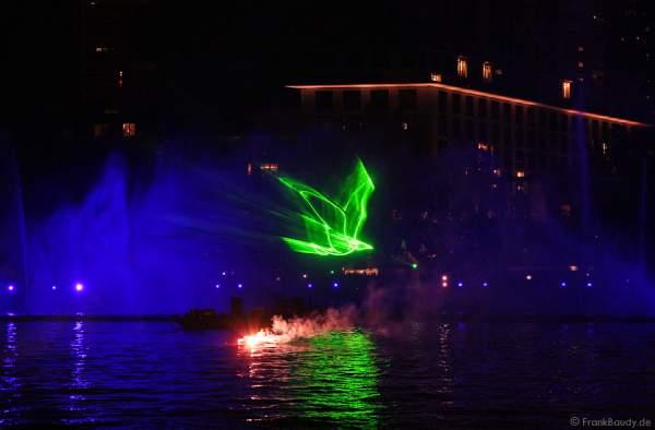 Multimediashow - Turnfest 2009 - FlussFestMeile Frankfurt