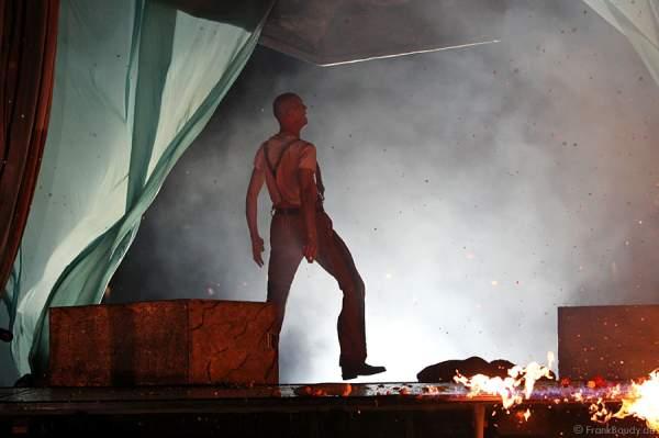 Theater Titanick mit Odyssee - ExtraSchicht 2009
