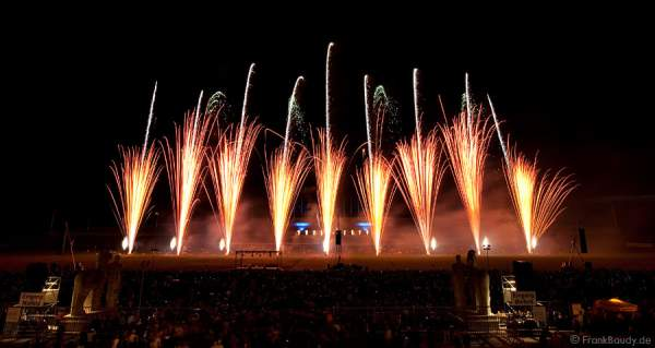 Feuerwerk-World-Championat Pyronale 2009 - Maifeld am Olympiastadion Berlin