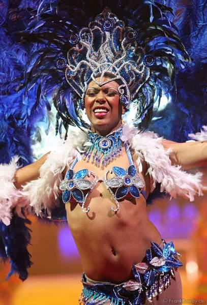 Jennifer Dessin bei Holiday on Ice - Tropicana