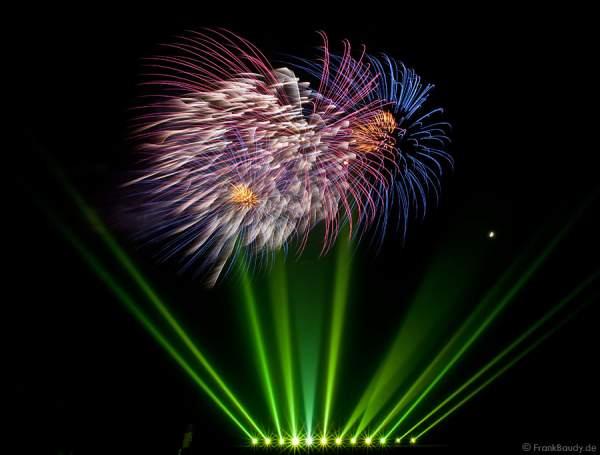 Musikalisches Feuerwerk zum 75. Geburtstag von Reinhold Würth