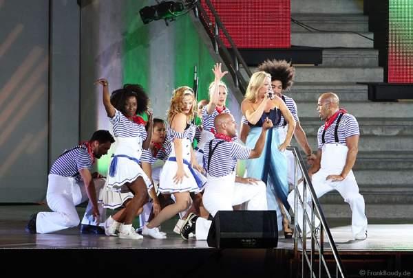 Taylor Dayne - Eröffnungsfeier Gay Games 2010