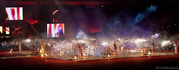 Opening Ceremony Gay Games 2010 Cologne