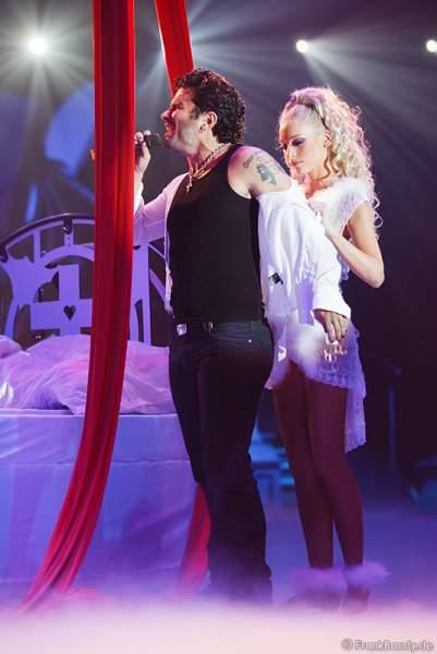 Adrienne Peter Soboleva und Marc Terenzi
