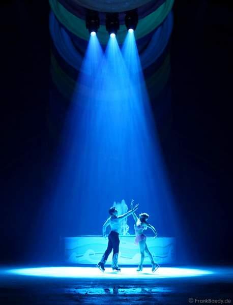 Kim Navarro und Brent Bommentre bei Holiday on Ice – FESTIVAL