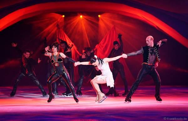 Mariya Gerasimenko, Andrey Moskvin & Jo Carter bei Holiday on Ice – FESTIVAL
