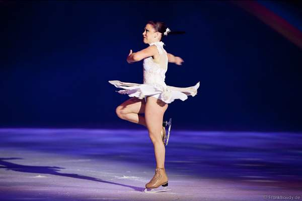 Jo Carter bei Holiday on Ice – FESTIVAL