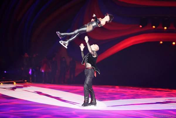 Mariya Gerasimenko & Andrey Moskvin bei Holiday on Ice – FESTIVAL