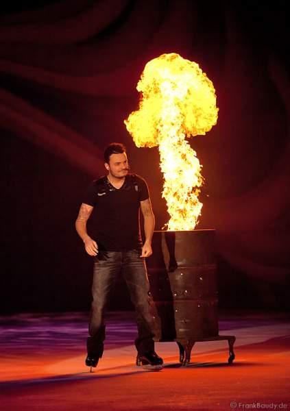 Giovanni Zarrella bei Holiday on Ice – FESTIVAL