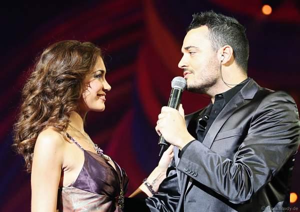 Jana Ina & Giovanni Zarrella bei Holiday on Ice – FESTIVAL