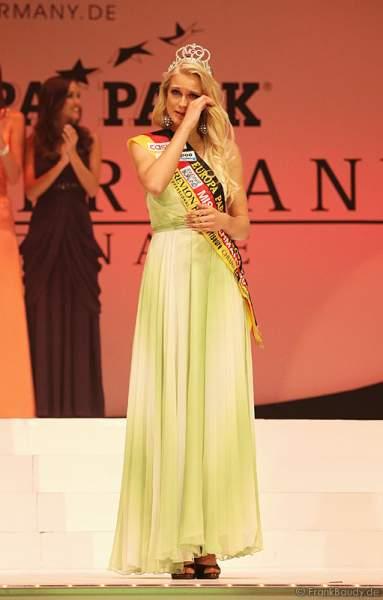 Siegering Anne-Kathrin_Kosch - Miss Germany 2011