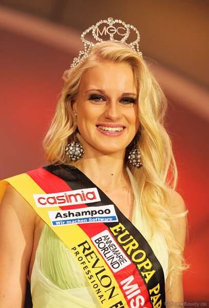 Anne-Kathrin Kosch - Miss Germany 2011