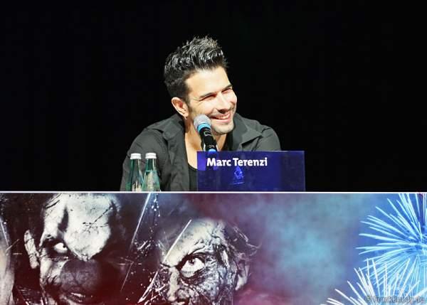 Halloween-Pressekonferenz Marc Terenzi
