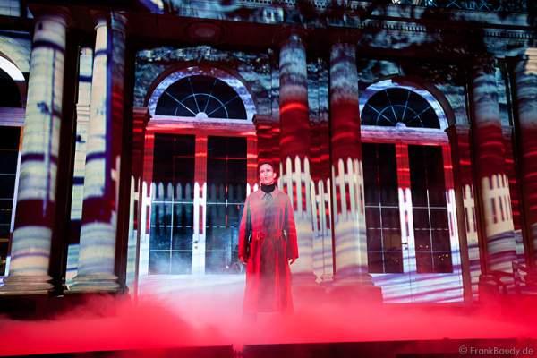 Thomas Borchert beim Preview des neuen Stage Entertainment Musicals REBECCA auf dem Schlossplatz in Stuttgart