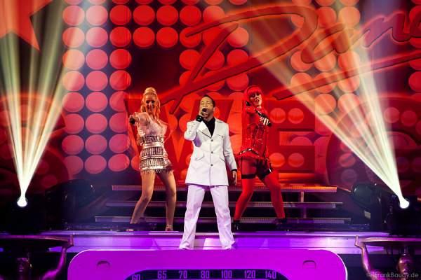 René Baumann alias DJ BoBo bei Dancing Las Vegas – Weltpremiere