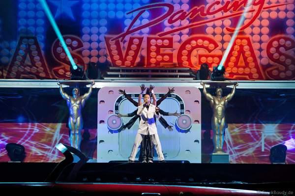 DJ BoBo bei Dancing Las Vegas – Weltpremiere