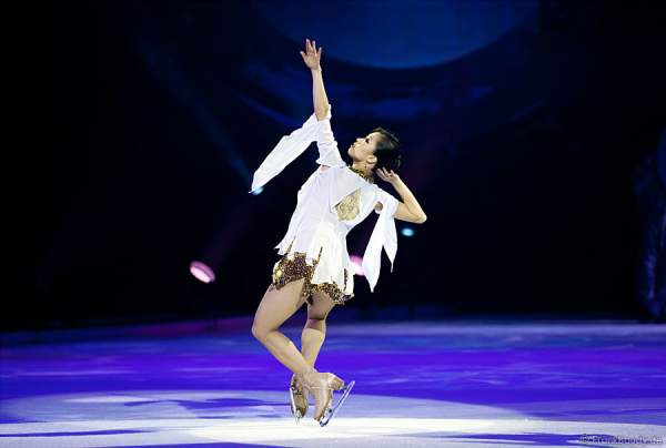 Yebin Mok bei Holiday on Ice – SPEED