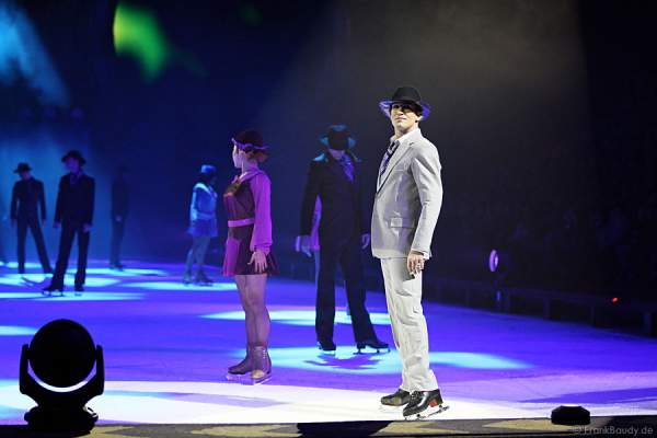 Mauro Bruni bei Holiday on Ice – SPEED