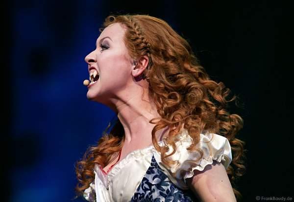 Elisabeth Hübert in DAS PHANTOM DER OPER bei Best of Musical Gala