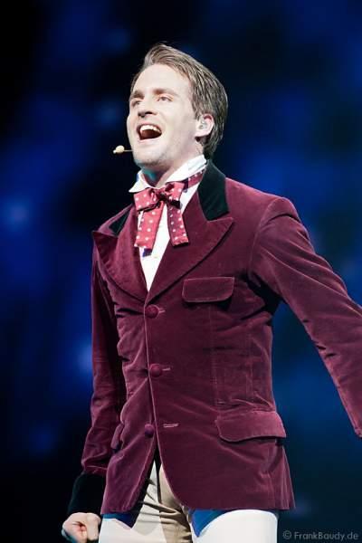 Alexander Klaws bei Best of Musical Gala