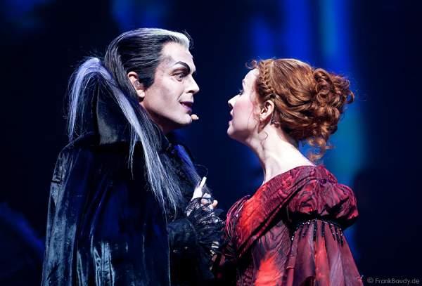 Yngve Gasoy-Romdal und Elisabeth Hübert in DAS PHANTOM DER OPER bei Best of Musical Gala