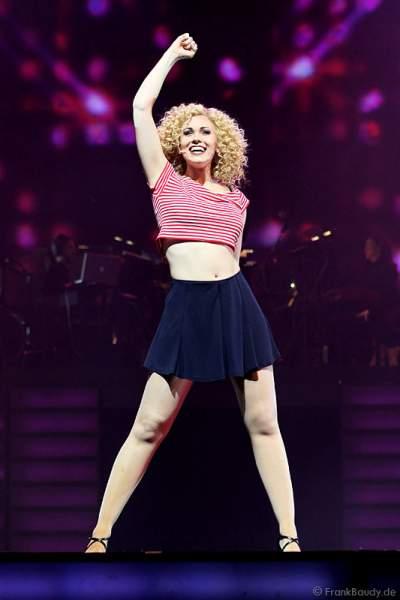 Sabrina Weckerlin bei Best of Musical Gala