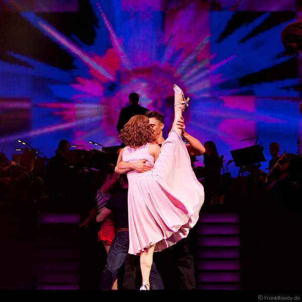 Tanzszene von Dirty Dancing bei Best of Musical Gala