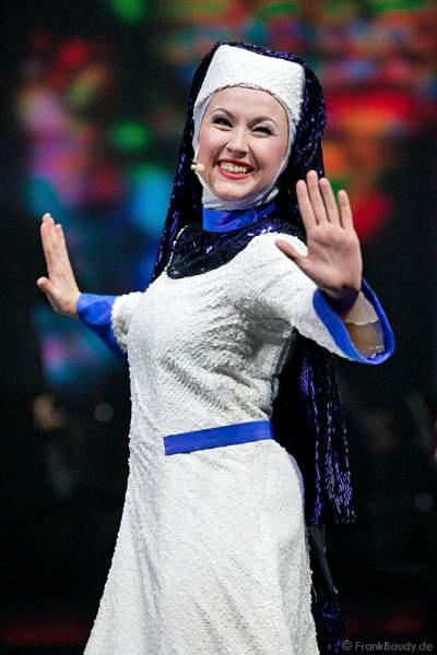 Szene SISTER ACT bei Best of Musical Gala
