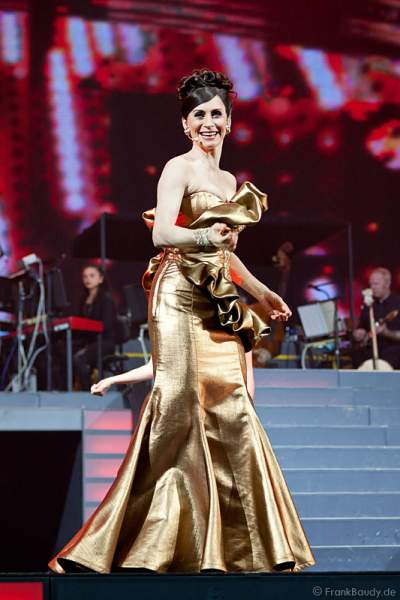 Pia Douwes bei Best of Musical Gala