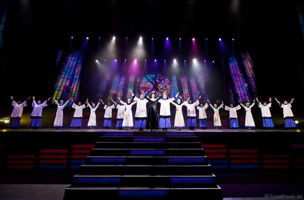 Patricia Meeden in SISTER ACT bei Best of Musical Gala