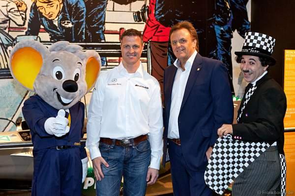 Ralf Schumacher, Roland Mack, Charly und die Euromaus