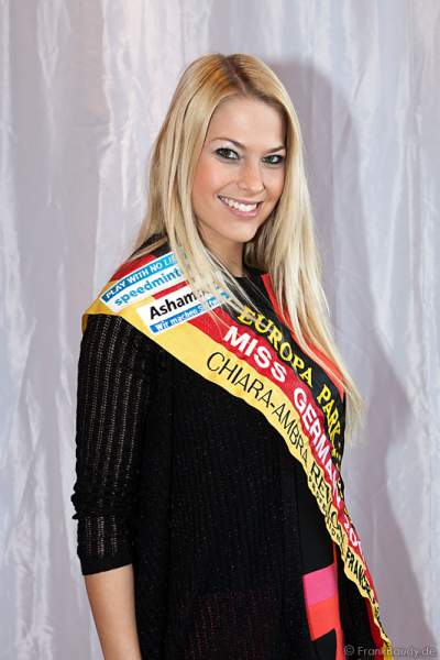 Miss Germany 2012 Isabel Gülck
