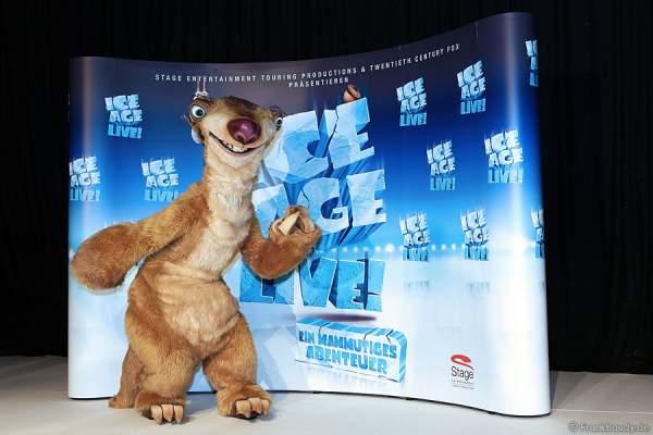 Sid von Ice Age Live!