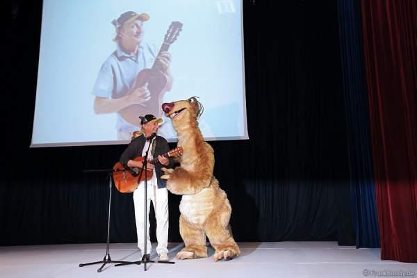 Otto Waalkes singt mit Sid