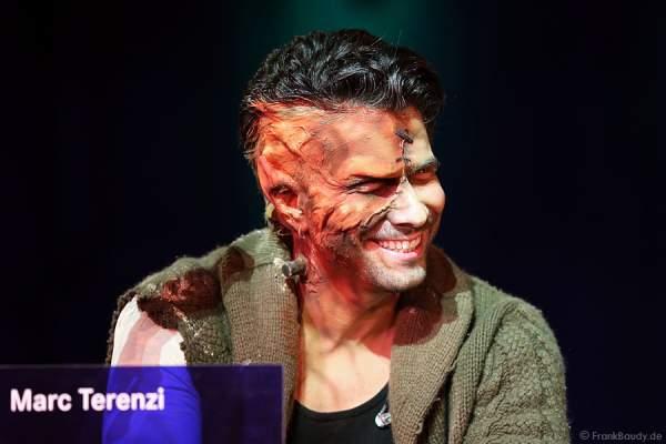 Marc Terenzi bei den Horror Nights 2012 im Europa-Park