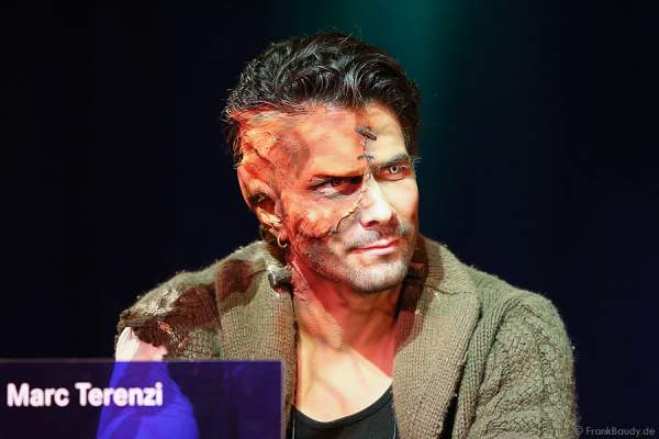 Pressekonferenz zu Horror Nights starring Marc Terenzi
