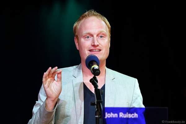 John Ruisch bei den Horror Nights 2012 im Europa-Park