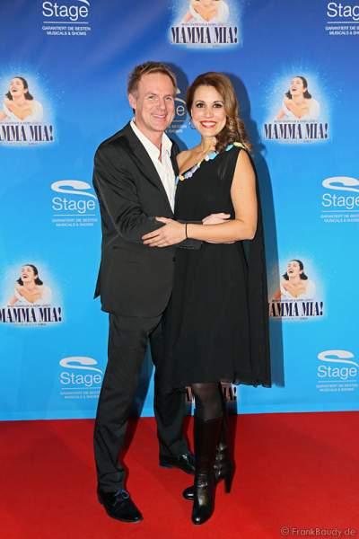 Markus Brock und Karen Webb