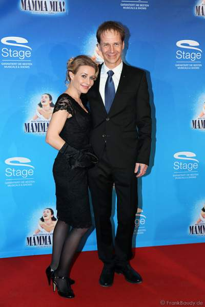 Johannes Mock-OHara und Natalie Mock-OHara
