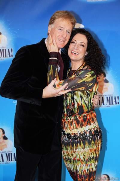 Barbara Wussow und Ehemann Albert Fortell