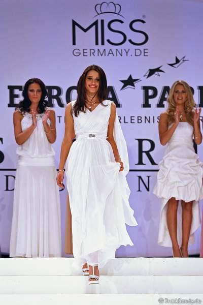 Die Teilnehmerinnen der Miss Germany 2013 Wahl