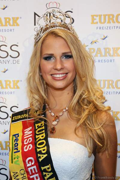 Miss Germany 2013 Caroline Noeding