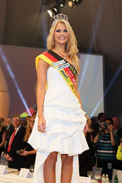 Caroline Noeding - Miss Germany 2013
