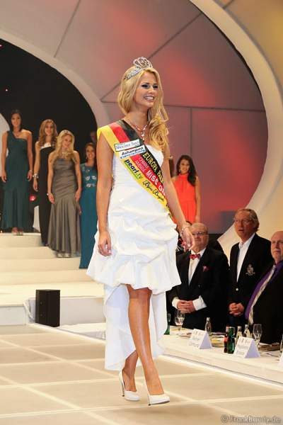 Caroline Noeding - Miss Germany 2013