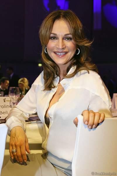 Caroline Beil bei der Miss Germany 2013 Wahl