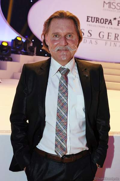 Ingo Lenssen bei der Miss Germany 2013 Wahl