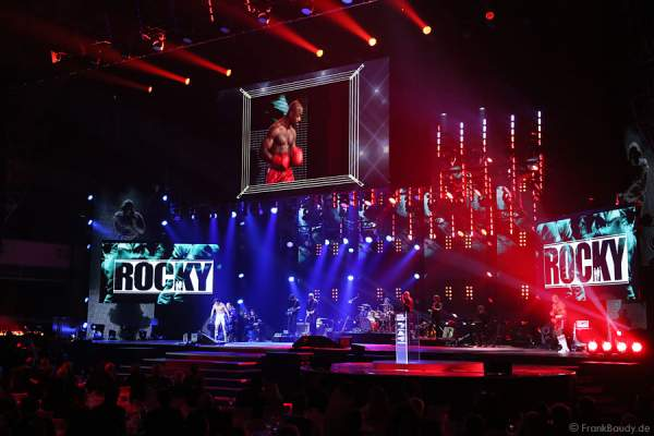 Musical Rocky, Fight From The Heart beim PRG LEA 2013 - Live Entertainment Award in der Festhalle in Frankfurt